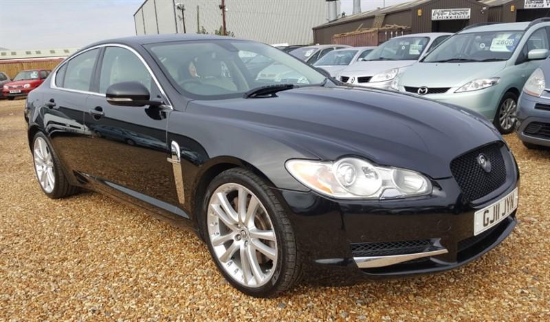 used Jaguar XF V6 S PORTFOLIO in cambridgeshire