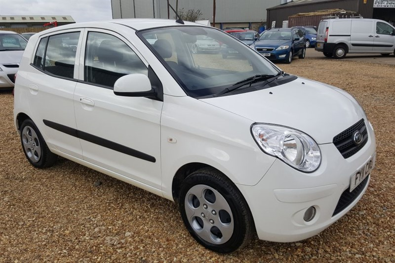 used Kia Picanto DOMINO in cambridgeshire