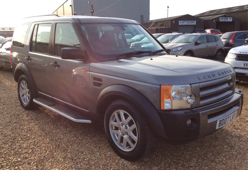 used Land Rover Discovery TDV6 XS E4 in cambridgeshire