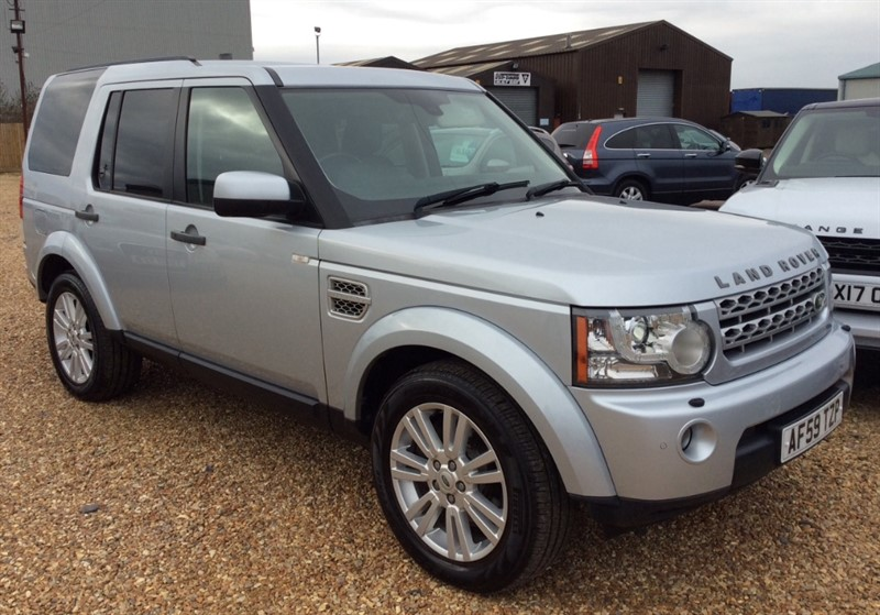 used Land Rover Discovery TDV6 HSE in cambridgeshire