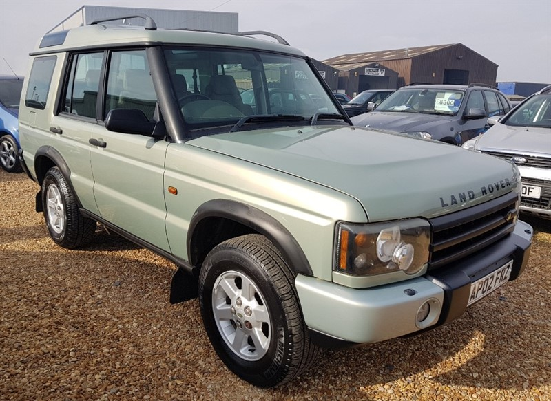 used Land Rover Discovery TD5 GS 7STR in cambridgeshire