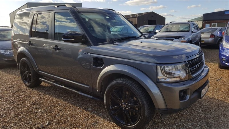 used Land Rover Discovery SDV6 HSE in cambridgeshire