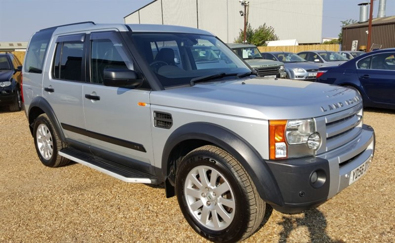 used Land Rover Discovery 3 TDV6 SE in cambridgeshire