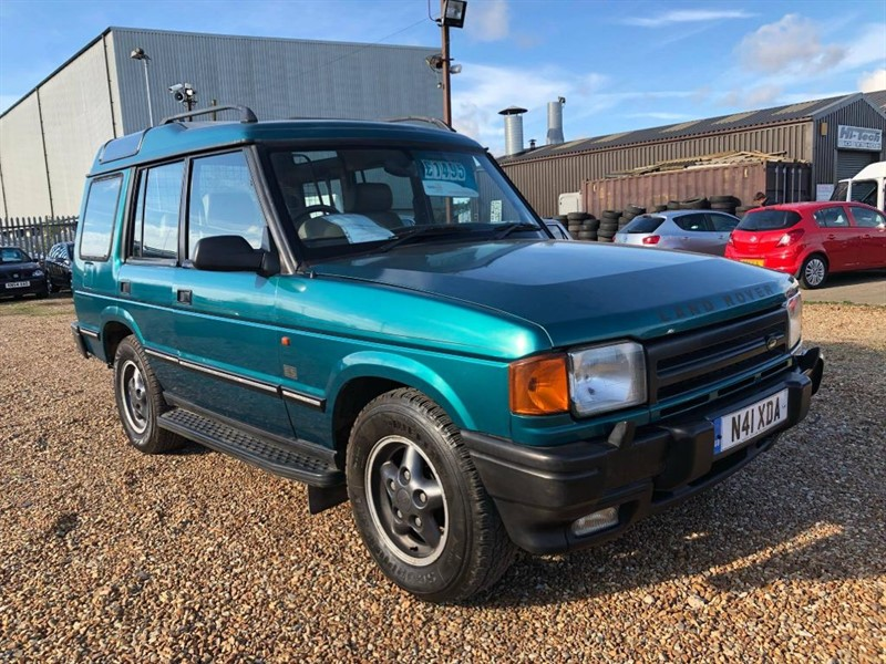 used Land Rover Discovery ES V8I in cambridgeshire