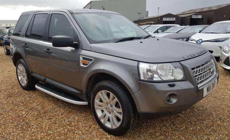 used Land Rover Freelander TD4 HSE in cambridgeshire