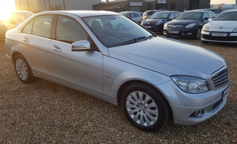 used Mercedes C220 CDI BLUEEFFICIENCY ELEGANCE in cambridgeshire