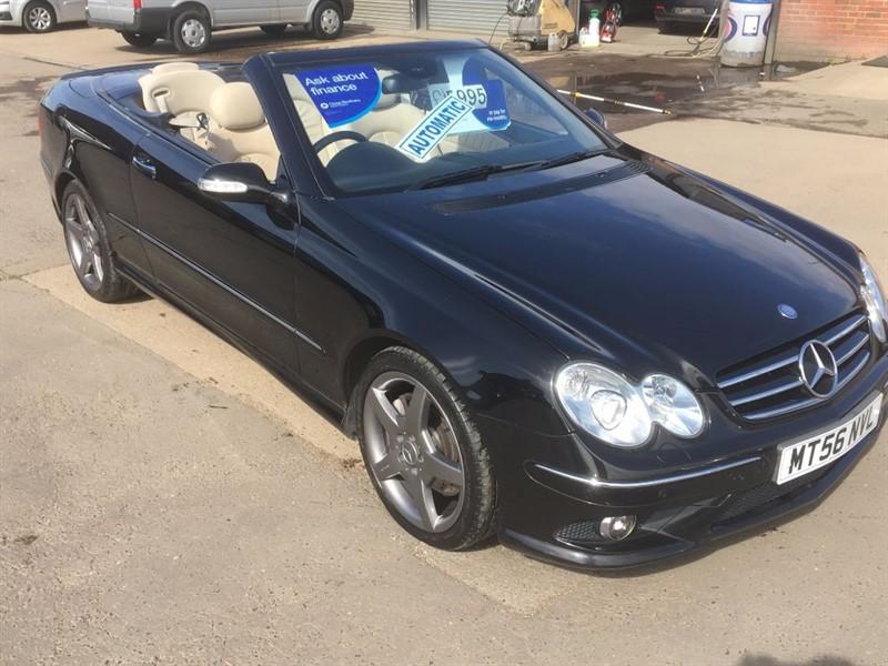 used Mercedes  CLK CLK280 SPORT in cambridgeshire