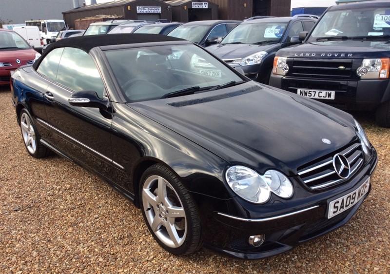 used Mercedes CLK200  in cambridgeshire