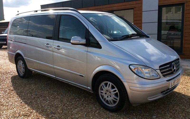 used Mercedes Viano CDI LONG AMBIENTE in cambridgeshire