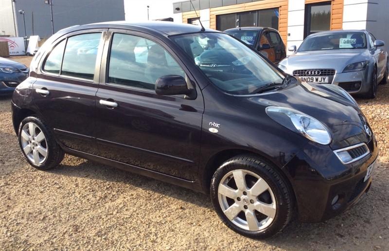 used Nissan Micra N-TEC in cambridgeshire