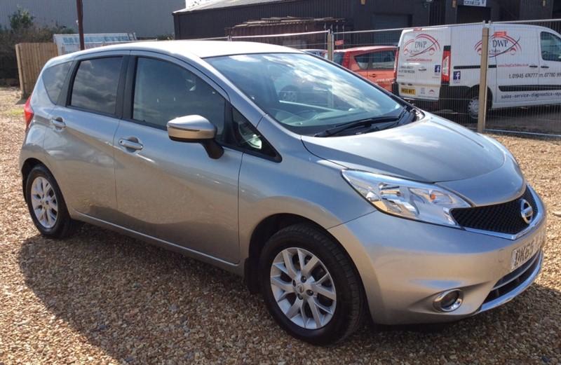 used Nissan Note ACENTA PREMIUM in cambridgeshire