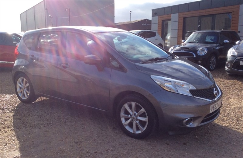 used Nissan Note DCI TEKNA in cambridgeshire