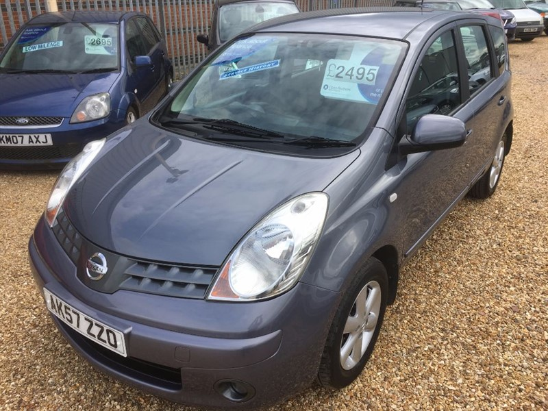 used Nissan Note ACENTA in cambridgeshire