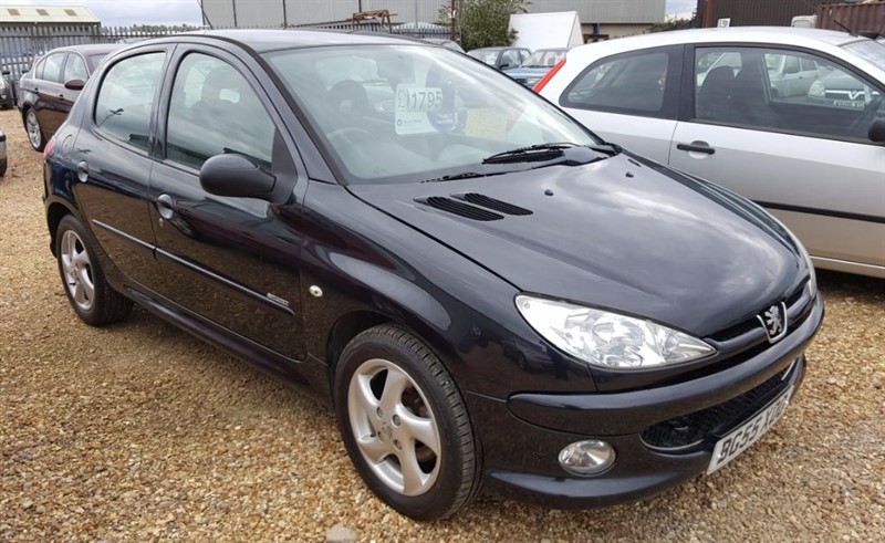 used Peugeot 206 SPORT S HDI in cambridgeshire