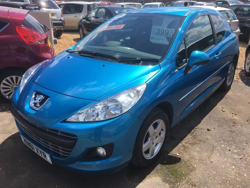 used Peugeot 207 SPORTIUM in cambridgeshire
