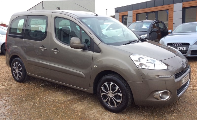 used Peugeot Partner Tepee E-HDI TEPEE S in cambridgeshire