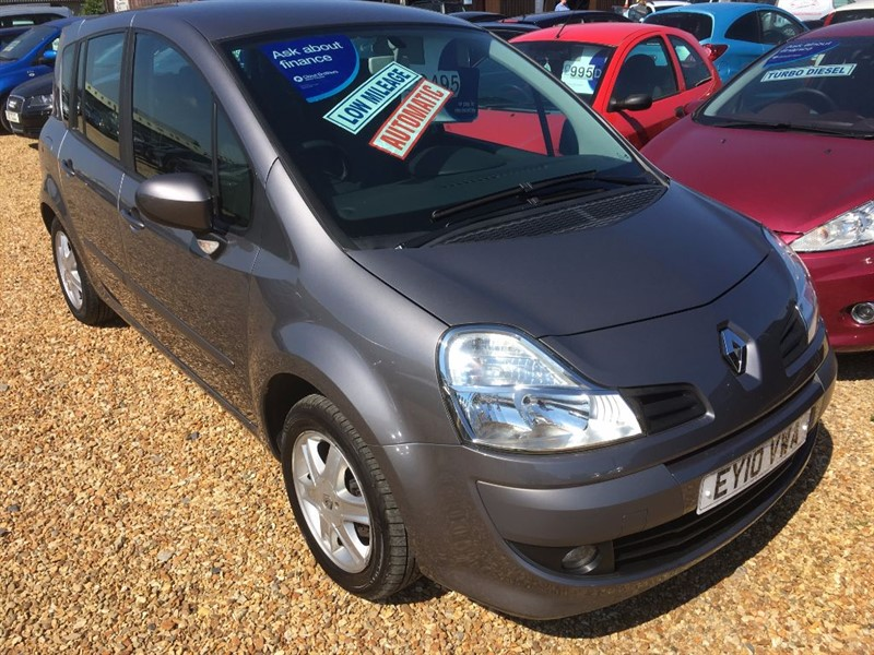 used Renault Grand Modus DYNAMIQUE VVT in cambridgeshire
