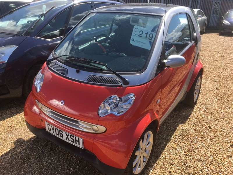 used Smart Car City-Coupe CITY PASSION in cambridgeshire