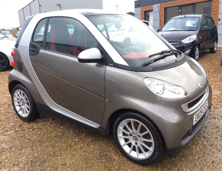 used Smart Car Fortwo Coupe PASSION MHD in cambridgeshire