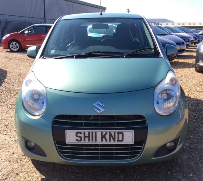 Used Suzuki Alto For Sale Cambridgeshire