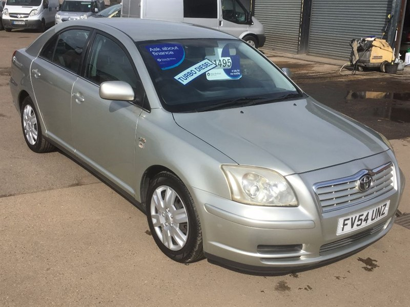 used Toyota Avensis T2 D-4D in cambridgeshire