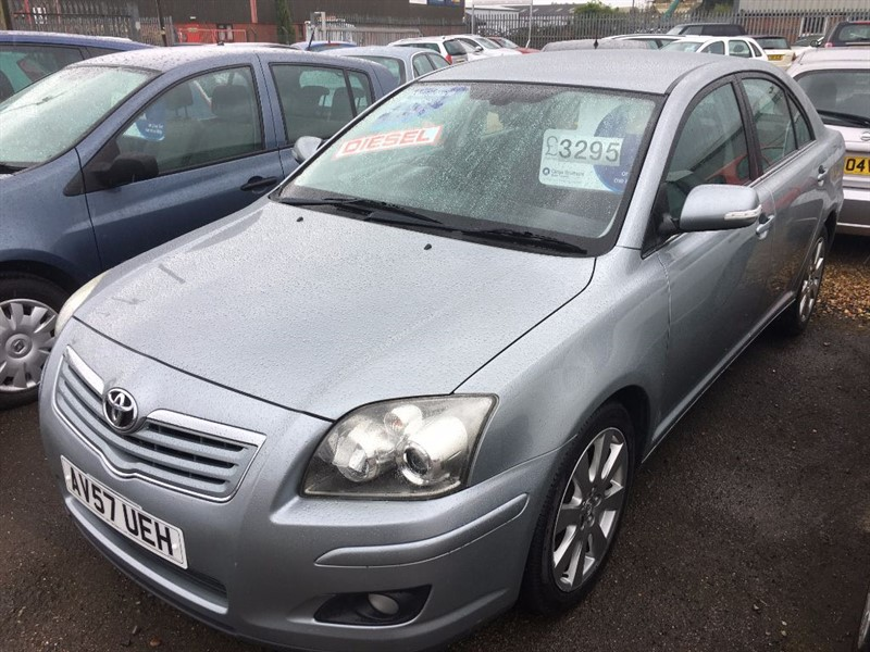 used Toyota Avensis TR D-4D in cambridgeshire