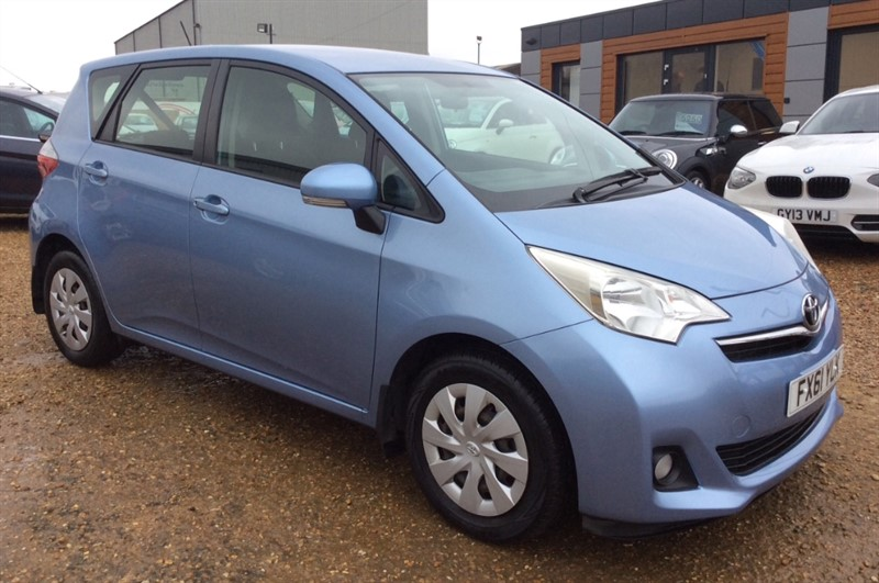 used Toyota Verso-S VVT-I TR in cambridgeshire