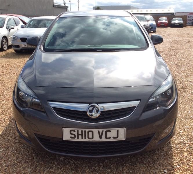 Vauxhall Astra Sri Vx Line Manual Hatchback: Used Vauxhall Astra For Sale