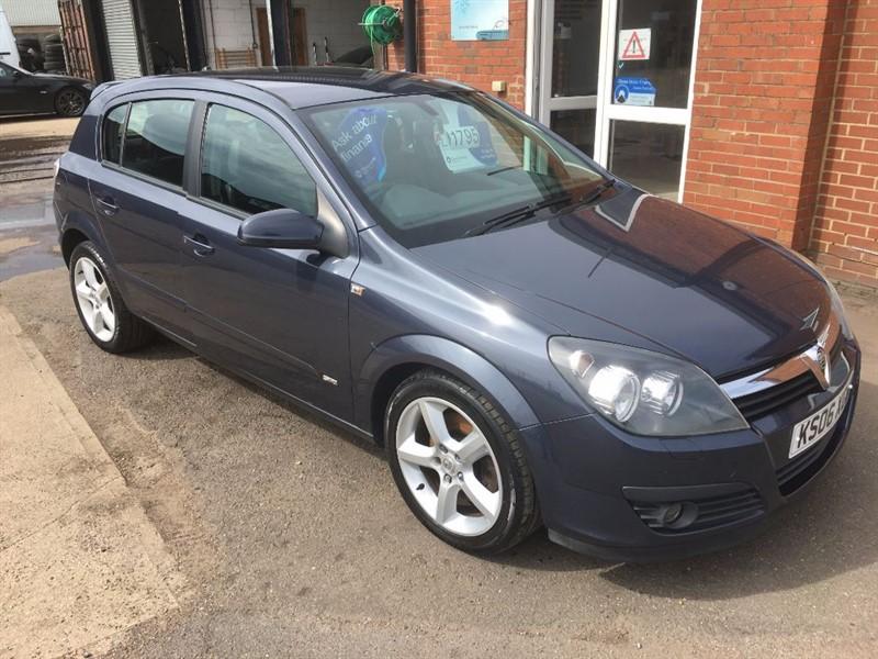 used Vauxhall Astra SRI TURBO in cambridgeshire