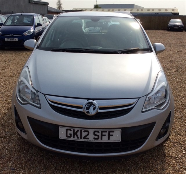 Used Vauxhall Corsa For Sale