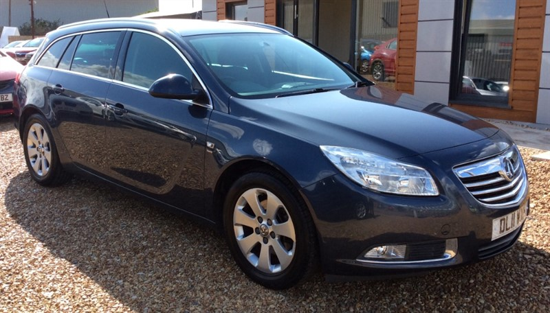 used Vauxhall Insignia SRI CDTI in cambridgeshire