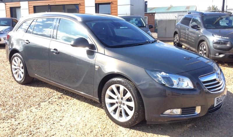 used Vauxhall Insignia ELITE CDTI in cambridgeshire
