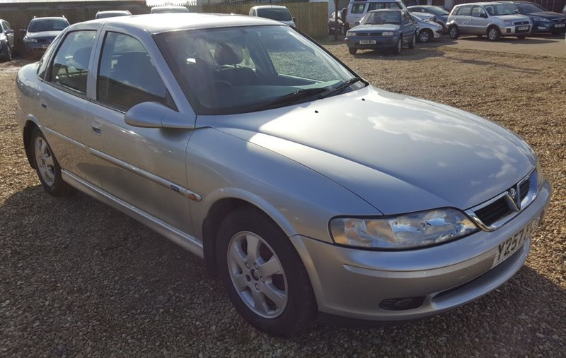 used Vauxhall Vectra CD 16V in cambridgeshire
