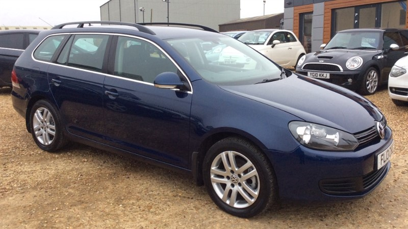 used VW Golf SE TDI in cambridgeshire