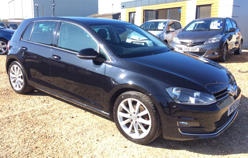 used VW Golf GT TDI in cambridgeshire