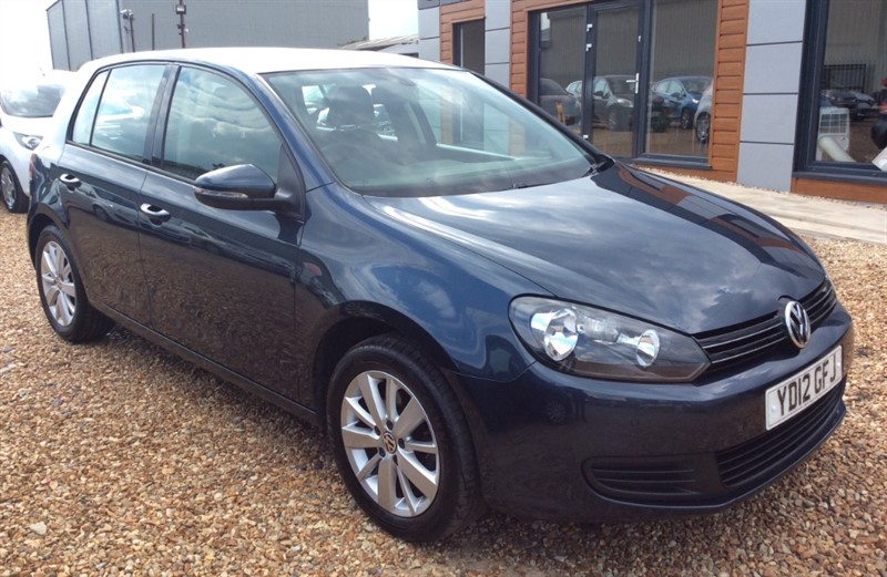 used VW Golf MATCH TDI DSG in cambridgeshire