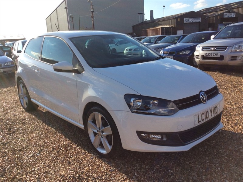 used VW Polo SEL in cambridgeshire
