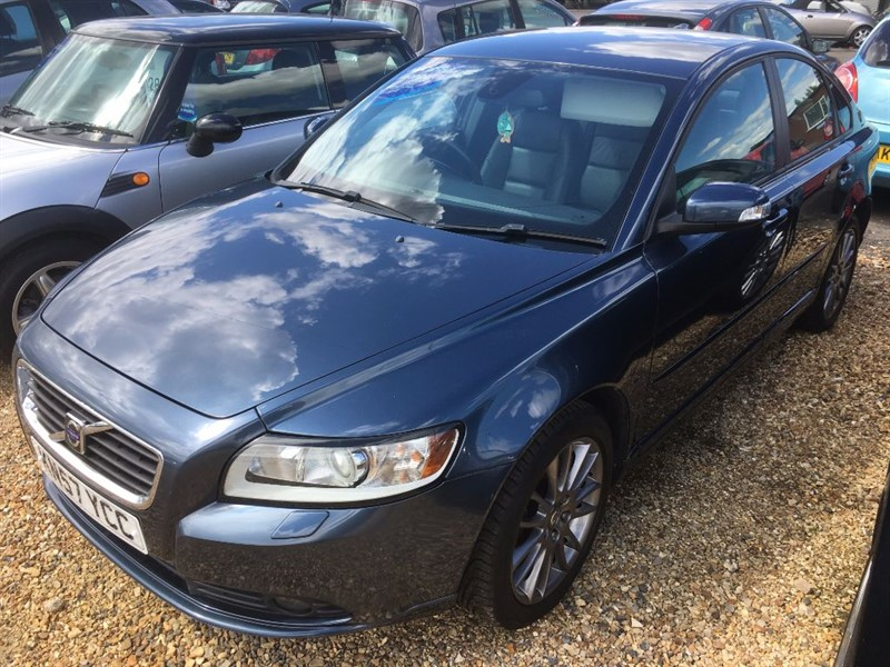 used Volvo S40 SE LUX D in cambridgeshire
