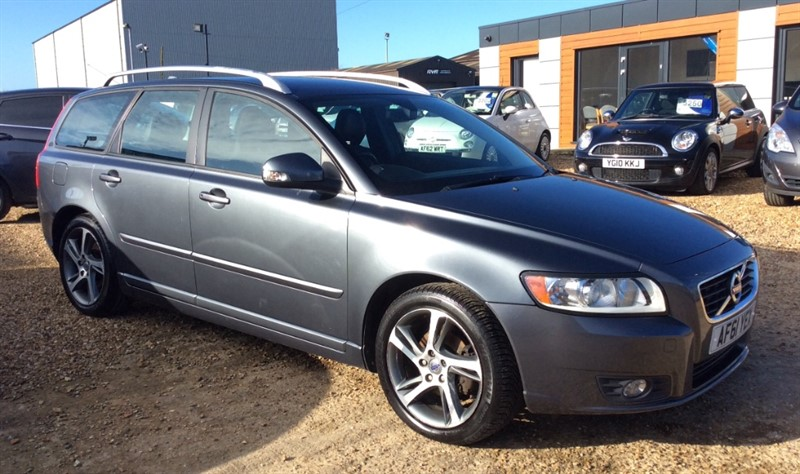 used Volvo V50 DRIVE SE EDITION START/STOP in cambridgeshire