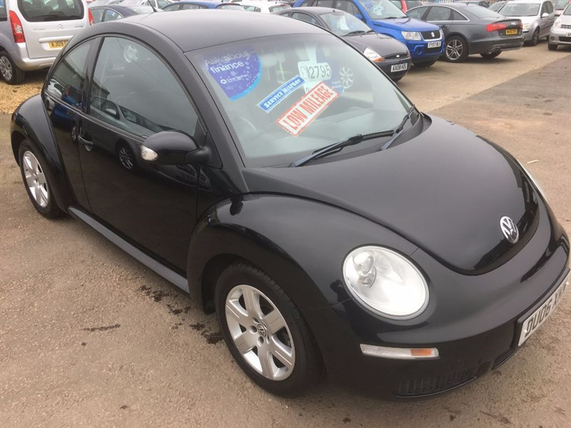 used VW Beetle LUNA 16V in cambridgeshire