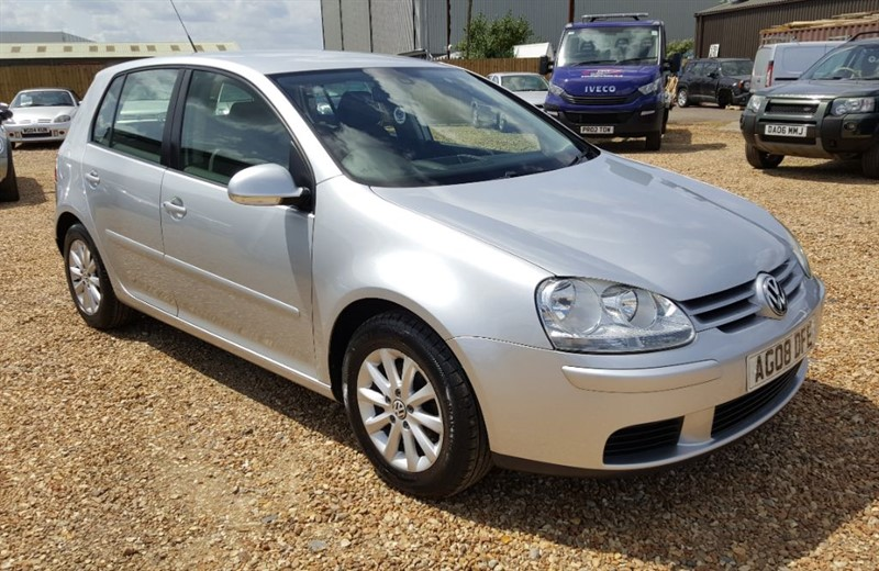 used VW Golf S TDI in cambridgeshire