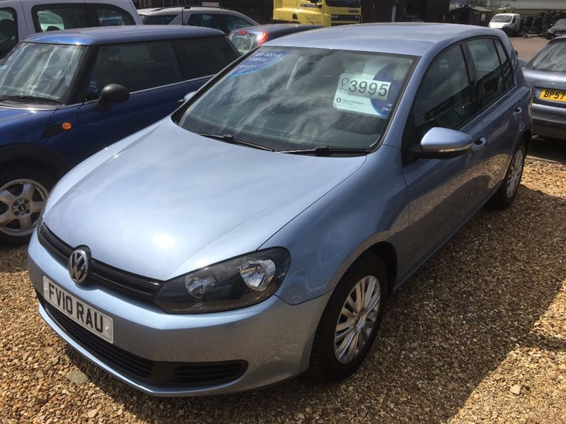 used VW Golf S in cambridgeshire