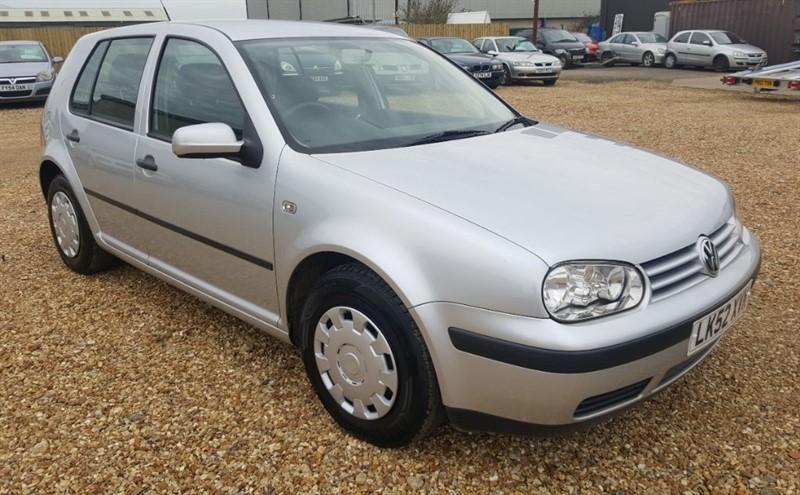 used VW Golf SE in cambridgeshire