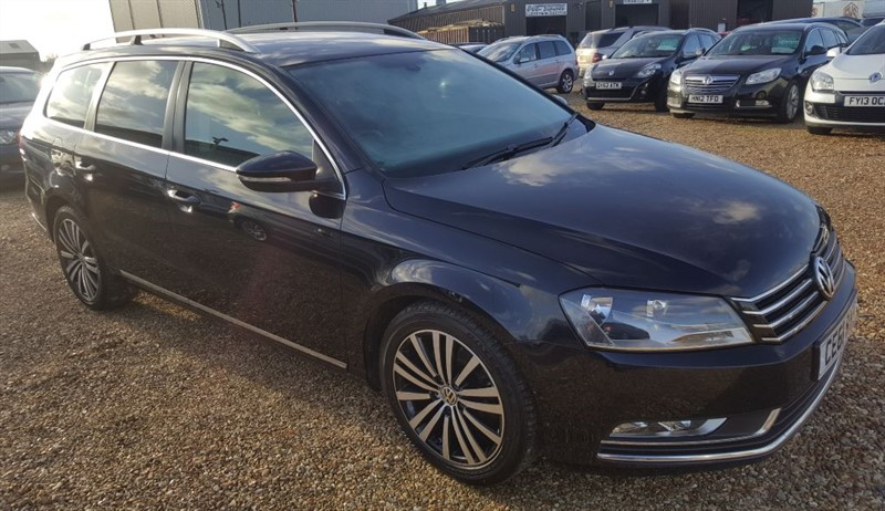 used VW Passat SPORT TDI BLUEMOTION TECHNOLOGY in cambridgeshire