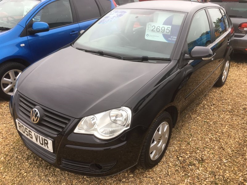 used VW Polo S in cambridgeshire
