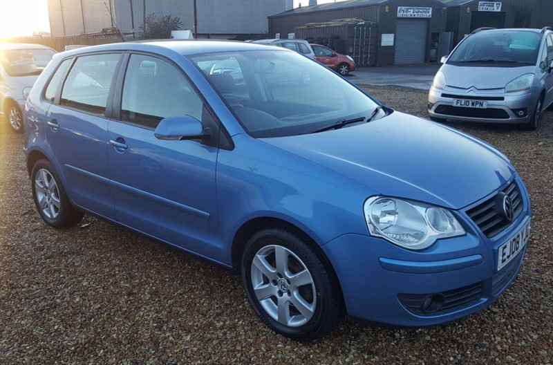 used VW Polo MATCH in cambridgeshire