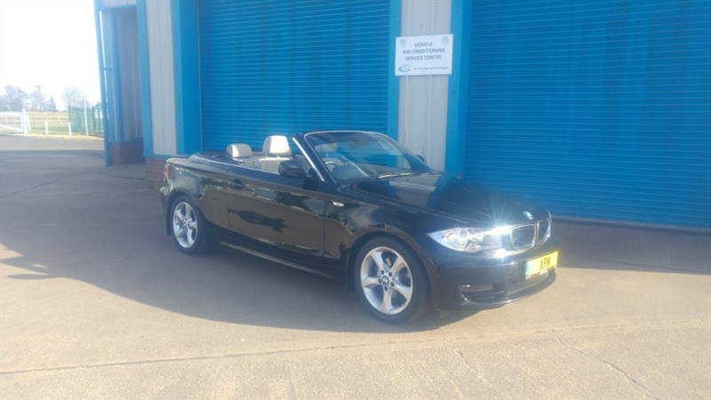 used BMW 120d SE with Full Leather Trim in lincolnshire
