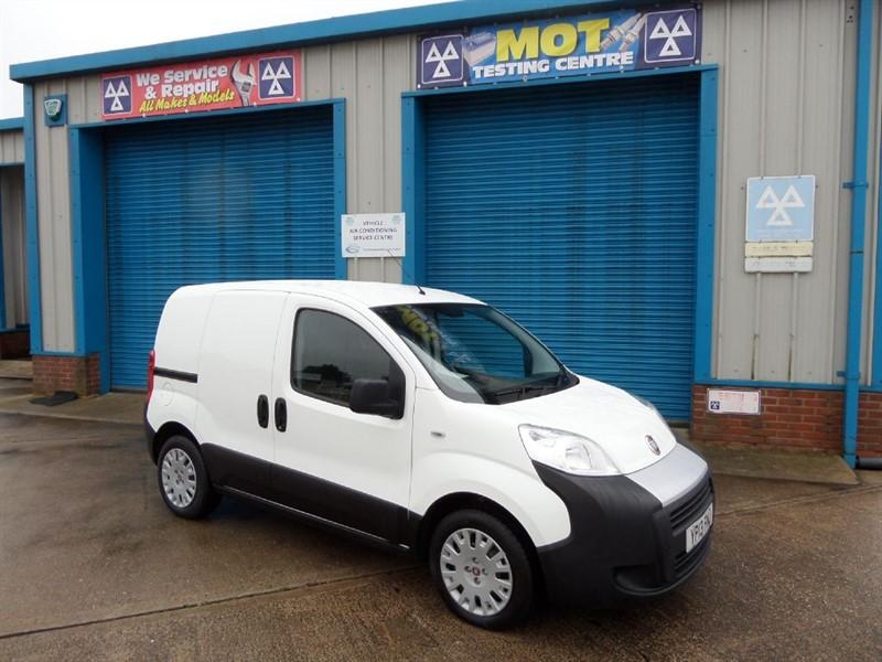 used Fiat Fiorino 16V MULTIJET Crew Van 5 Seat Auto in lincolnshire