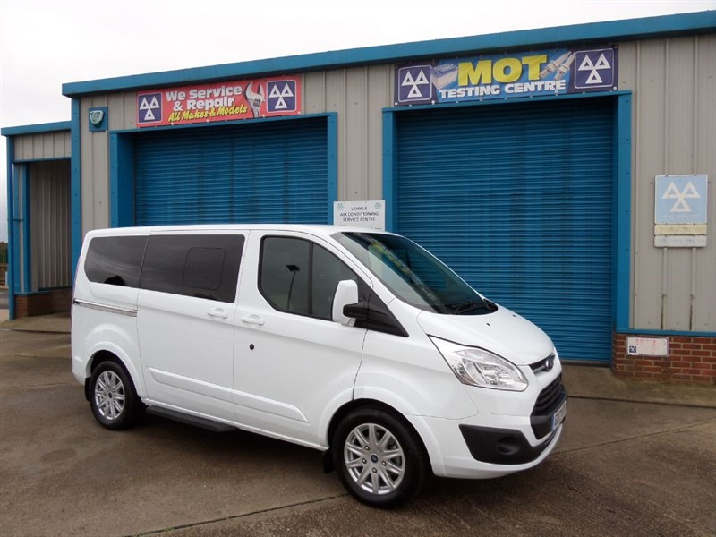 Ford Tourneo Custom for sale