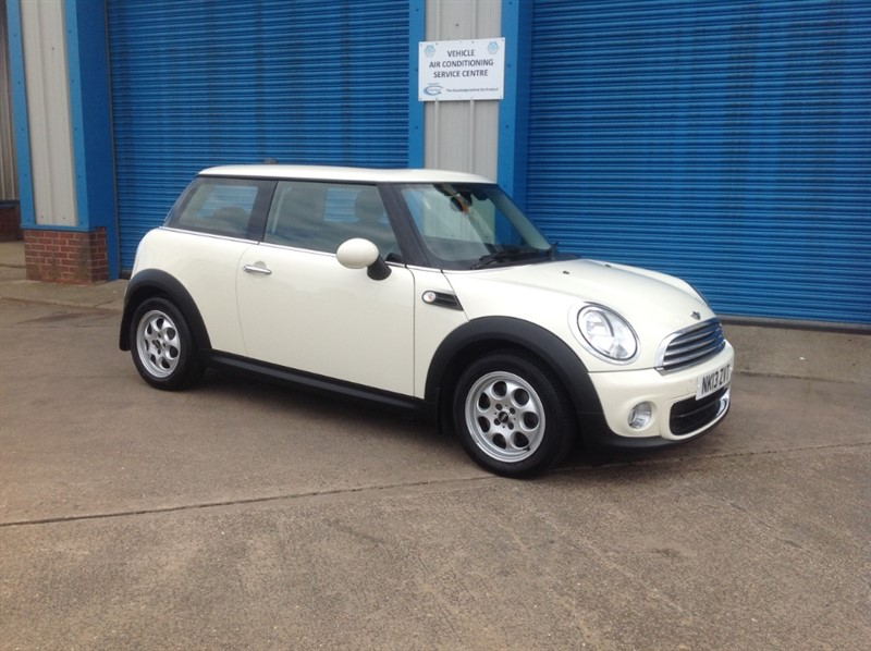 used MINI One ONE 1.6D BIG SPEC in lincolnshire